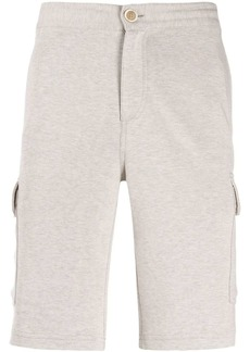 Brunello Cucinelli side pockets bermuda shorts