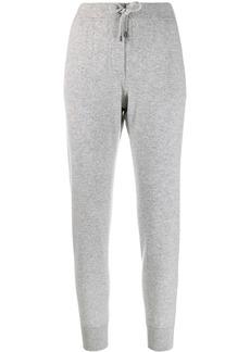 Brunello Cucinelli skinny track trousers