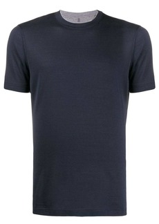 Brunello Cucinelli slim-fit plain T-shirt
