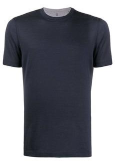 Brunello Cucinelli slim-fit plain T-shirt
