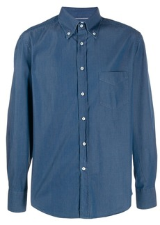 Brunello Cucinelli slim-fit shirt