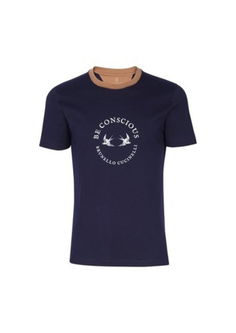 Brunello Cucinelli Slim fit T-shirt