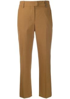 Brunello Cucinelli slim-fit tailored trousers