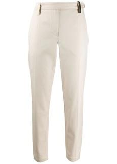 Brunello Cucinelli slim fit trousers