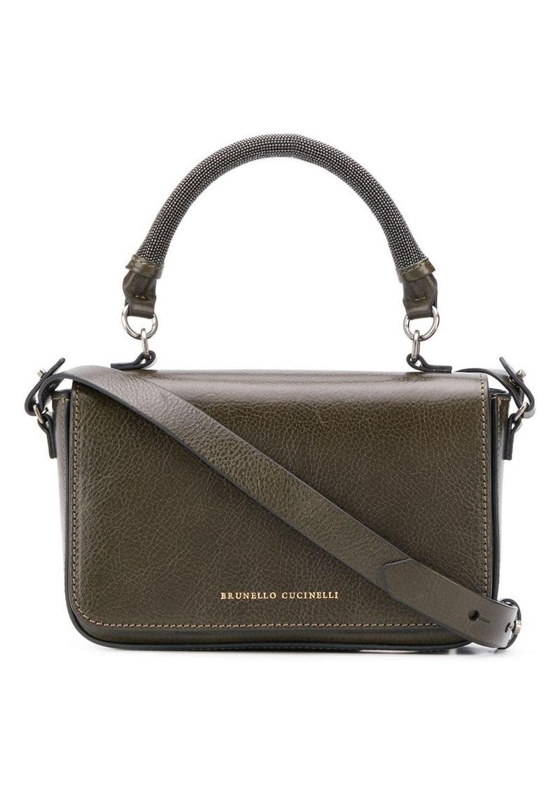 Brunello Cucinelli square shoulder bag