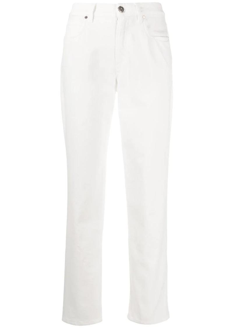 Brunello Cucinelli straight-fit jeans