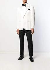 Brunello Cucinelli straight fit tailored trousers