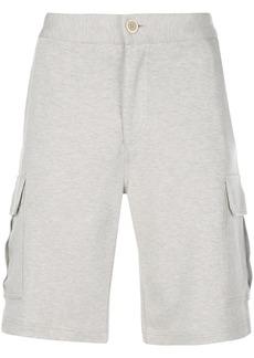 Brunello Cucinelli straight-leg cargo shorts