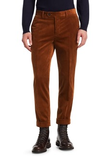 Brunello Cucinelli Straight-Leg Corduroy Pants