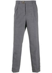 Brunello Cucinelli straight tailored trousers