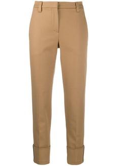 Brunello Cucinelli straight trousers