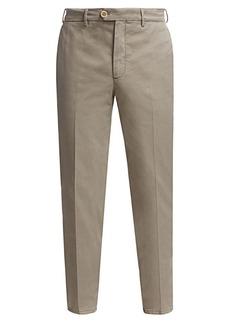 Brunello Cucinelli Stretch Chino Pants