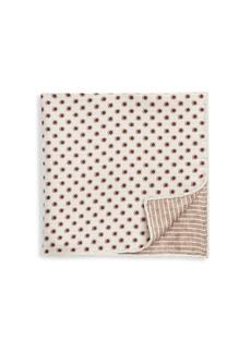 Brunello Cucinelli Stripe Pocket Square