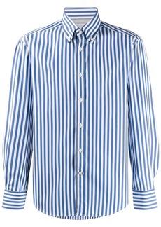 Brunello Cucinelli striped button-down shirt