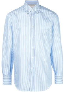 Brunello Cucinelli striped button down shirt