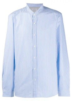 Brunello Cucinelli striped button shirt