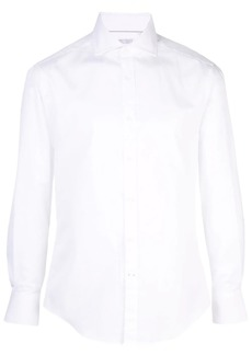 Brunello Cucinelli tailored formal shirt