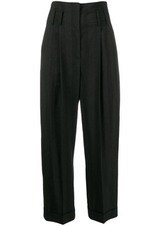 Brunello Cucinelli tailored tapered trousers