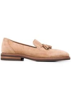 Brunello Cucinelli tassel detail loafers