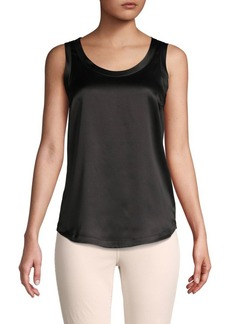 Brunello Cucinelli Textured Sleeveless Top