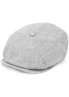 Brunello Cucinelli textured wide brim hat