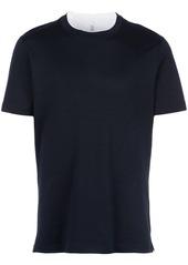 Brunello Cucinelli tonal T-shirt