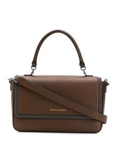 Brunello Cucinelli top handle box bag