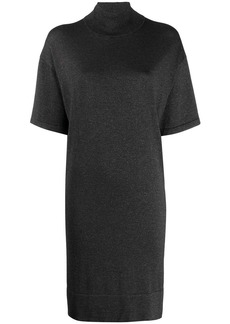 Brunello Cucinelli turtle neck dress