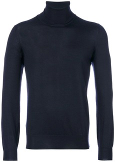 Brunello Cucinelli turtleneck slim-fit jumper