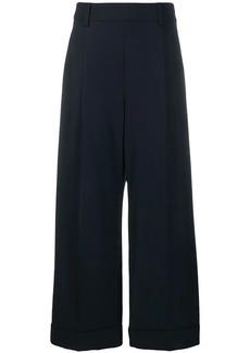 Brunello Cucinelli wide leg trousers