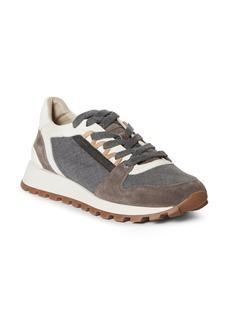 Women's Brunello Cucinelli Monili Runner Sneaker