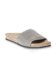 Women's Brunello Cucinelli Monili Slide Sandal