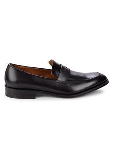 Bruno Magli Arezzo Leather Loafers
