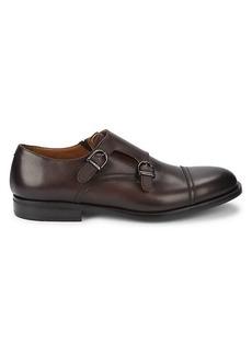 Bruno Magli Barone Leather Oxfords