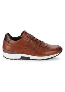 Bruno Magli Beta Leather Sneakers