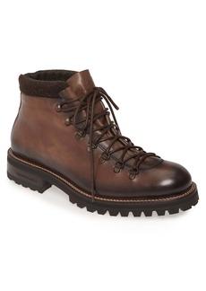 Bruno Magli Alpino Mid Plain Toe Boot (Men)