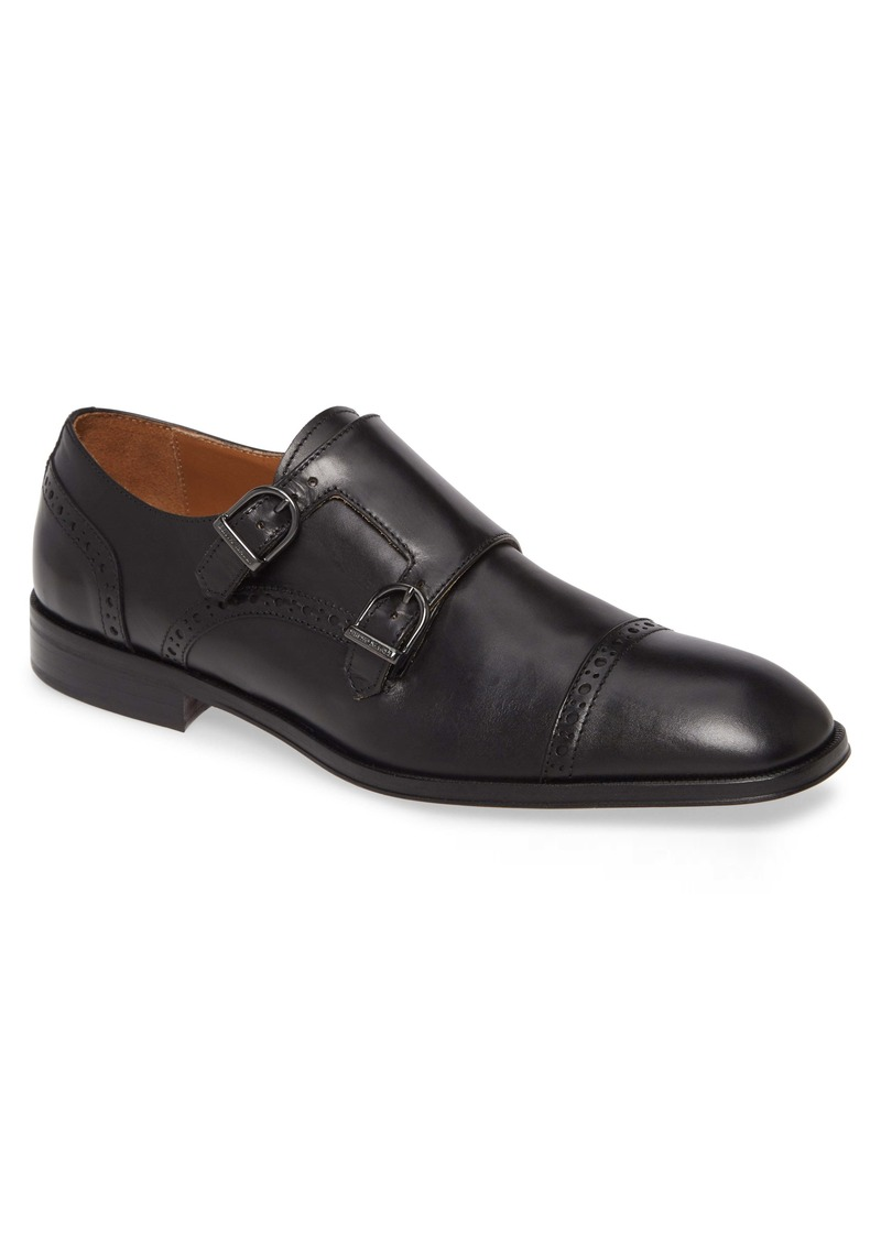 Bruno Magli Ancona Double Monk Strap Shoe (Men)