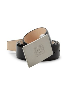 Bruno Magli Buckled Leather Belt