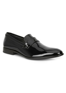 Bruno Magli Carlos Patent Leather Loafers