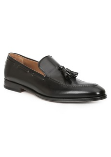 Bruno Magli Fabiolo Tasseled Apron Toe Loafer (Men)