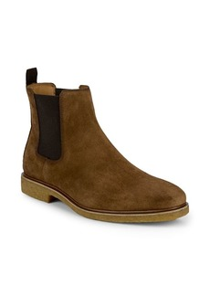 Bruno Magli Leather Slip-On Boots