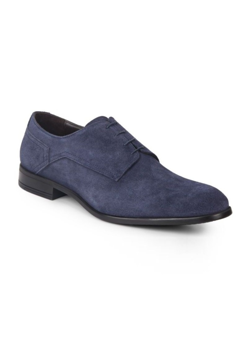 bruno magli bruno magli maitland suede derby shoes shoes