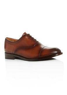 Bruno Magli Men's Bellino Leather Cap-Toe Oxfords