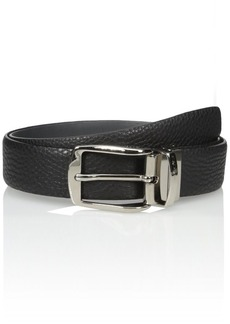 Bruno Magli Men's Bicolor Belt black