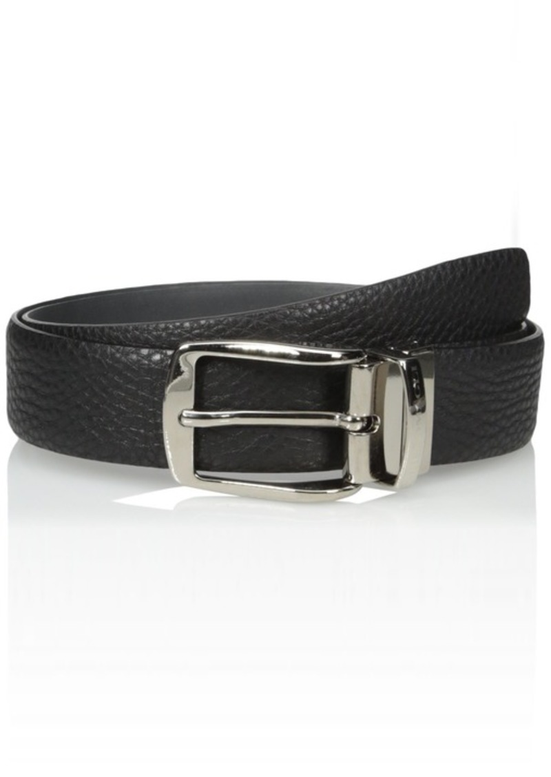 Bruno Magli Men's Bicolor Belt black
