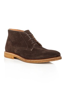 Bruno Magli Men's Chavez Suede Chukka Boots