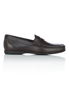 Bruno Magli Men's Panico Leather Penny Loafers