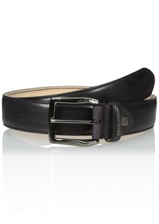 Bruno Magli Men's Soft Grain Leather Belt black