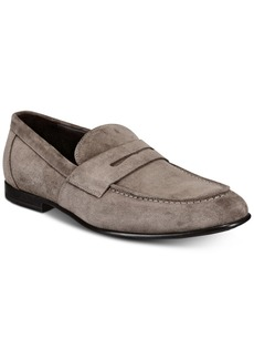 Bruno Magli Men's Sonata Suede Penny Loafers Men's Shoes