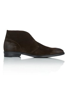 Bruno Magli Men's Suede Chukka Boots